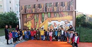 Türkiye'nin tek masal müzesi Kartal'da açıldı